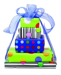 stacked gifts_blue bow
