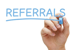 home care software referral management